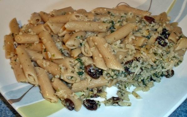 Sicilian Cauliflower Pasta Recipe