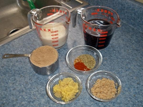 Hawaiian Chicken Thighs recipe