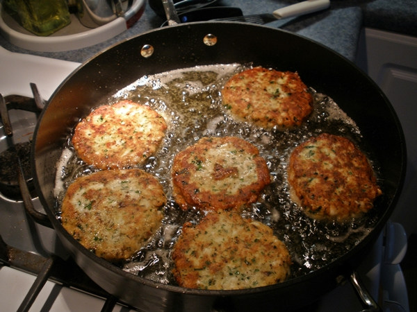 Tom's Fish Cakes recipe